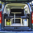 Citroen Berlingo Camper Van Conversion