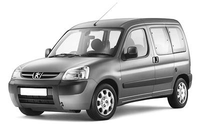 Peugeot Partner MK1 1998-2009