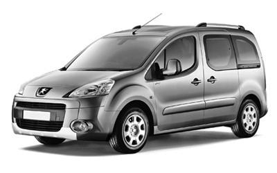 56447a3cec Peugeot Partner MK2 2008-2018