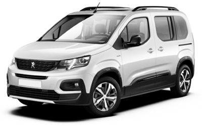 Peugeot Rifter 2018-present