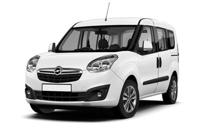 Vauxhall Combo Life 2011-2017